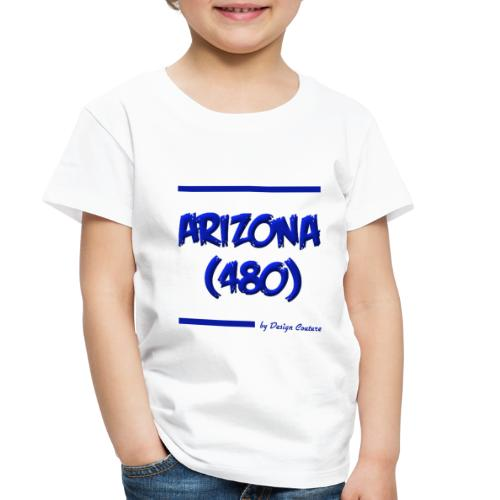 ARIZON 480 BLUE - Toddler Premium T-Shirt
