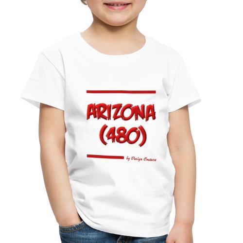 ARIZON 480 RED - Toddler Premium T-Shirt