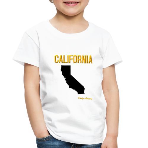 CALIFORNIA ORANGE - Toddler Premium T-Shirt