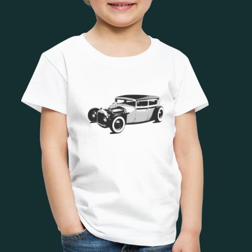 LUD Baby Short Sleeve Onezy - Toddler Premium T-Shirt