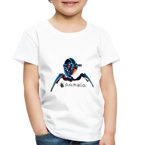 P.A.M.E.L.A. Turret - Toddler Premium T-Shirt