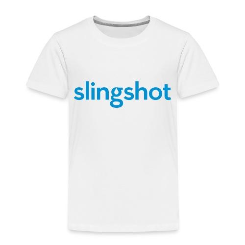 SlingShot Logo - Toddler Premium T-Shirt