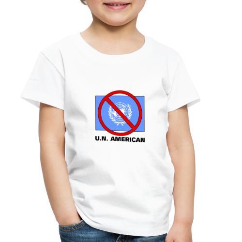 U.N. AMERICAN - Toddler Premium T-Shirt