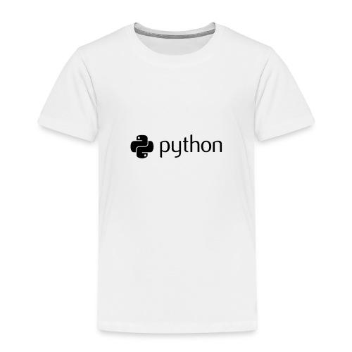 python logo - Toddler Premium T-Shirt