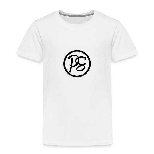 Pursue Brand Baseball Tee - Toddler Premium T-Shirt