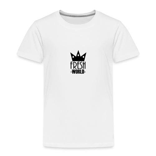 Fresh World - Toddler Premium T-Shirt