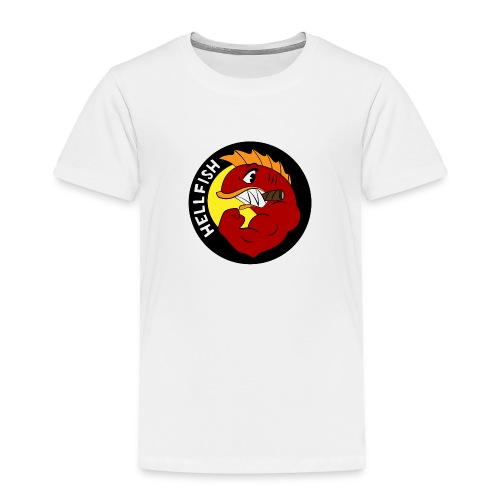 Hellfish - Flying Hellfish - Toddler Premium T-Shirt