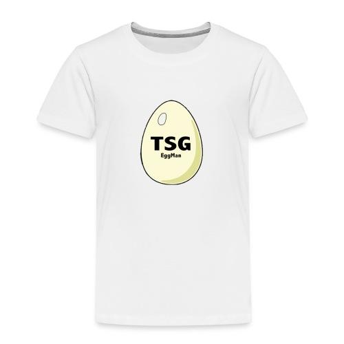 TSG Eggman - Toddler Premium T-Shirt