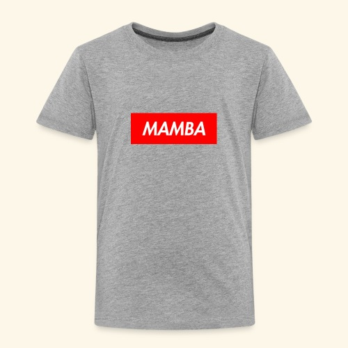 Supreme Mamba - Toddler Premium T-Shirt