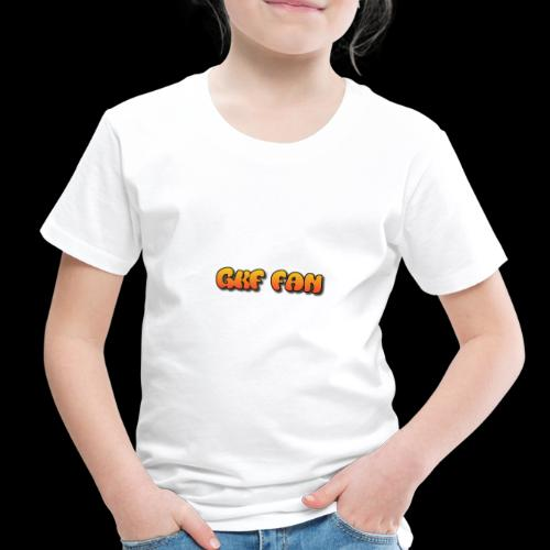 Ghostkillerfox Fan - Toddler Premium T-Shirt