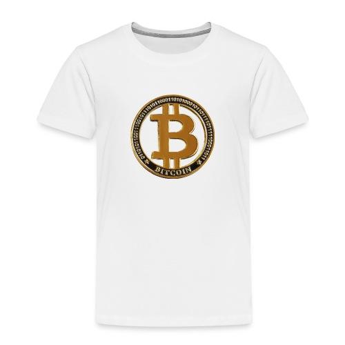Bitcoin - Toddler Premium T-Shirt
