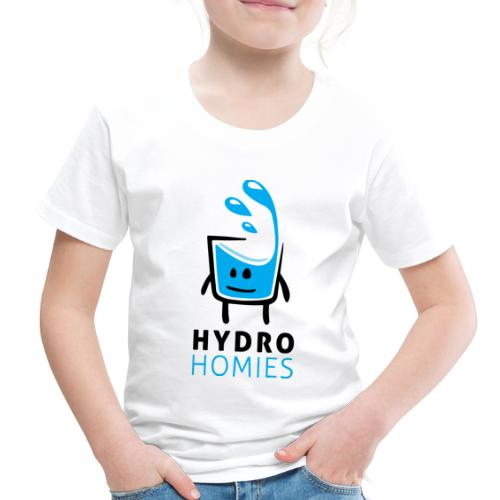 HydroHomies | Hydro Homies | Cup of Water Design - Toddler Premium T-Shirt