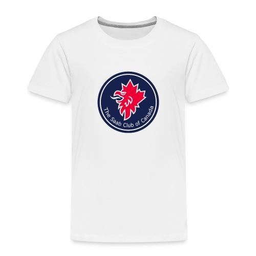 scc logo transp version3square2 - Toddler Premium T-Shirt