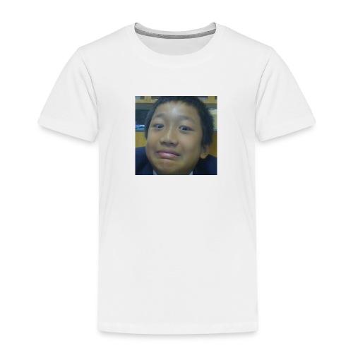 Pat's Face - Toddler Premium T-Shirt