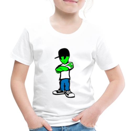 Alien - Toddler Premium T-Shirt