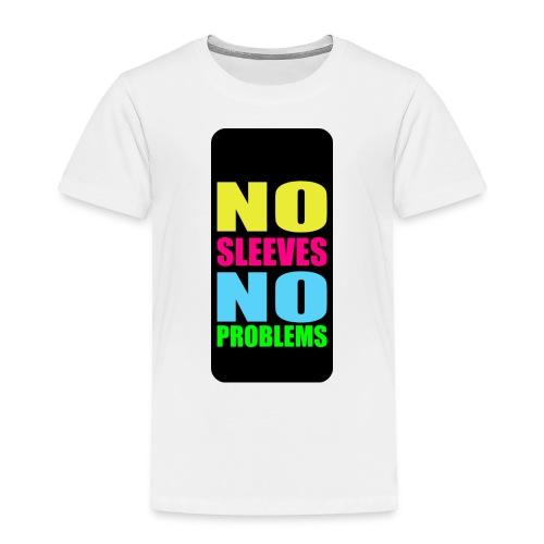 neonnosleevesiphone5 - Toddler Premium T-Shirt
