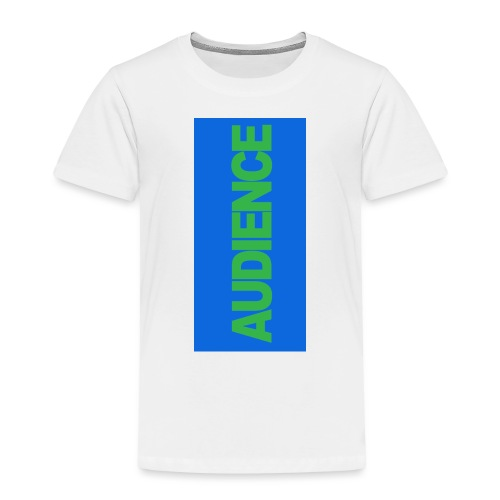 audiencegreen5 - Toddler Premium T-Shirt