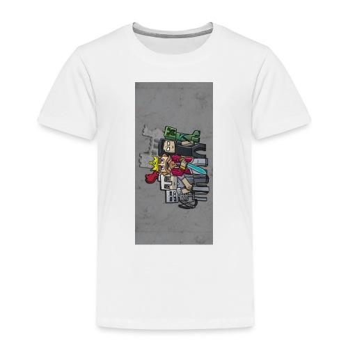 sparkleziphone5 - Toddler Premium T-Shirt