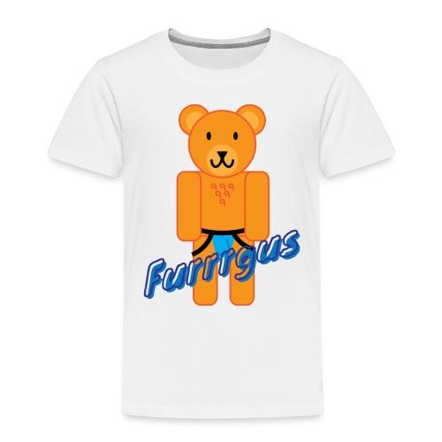 Furrrgus @ Underbear - Toddler Premium T-Shirt