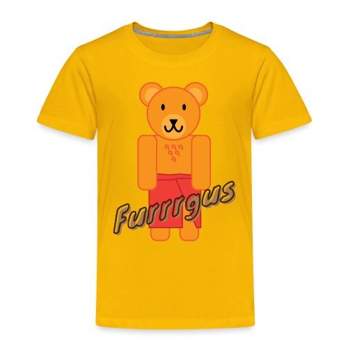 Presidential Suite Furrrgus - Toddler Premium T-Shirt