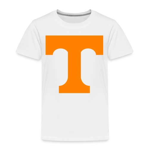 T is for Tennessee - Toddler Premium T-Shirt