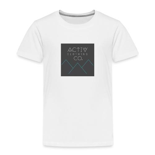 Activ Clothing - Toddler Premium T-Shirt