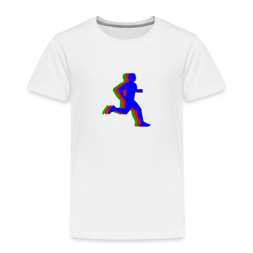 runner - Toddler Premium T-Shirt