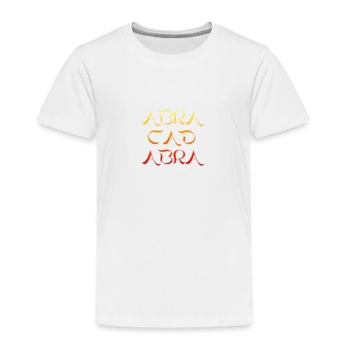 Abracadabra - Toddler Premium T-Shirt