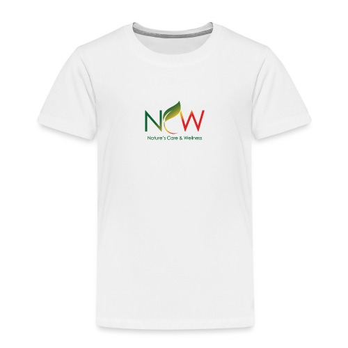 Ncw Small Logo - Toddler Premium T-Shirt