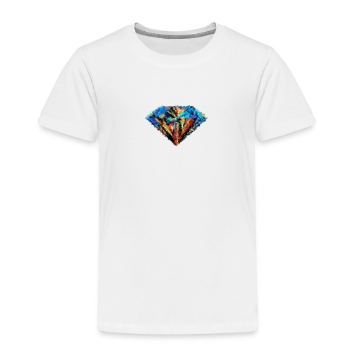 Messy Diamond - Toddler Premium T-Shirt