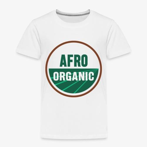 Afro Organic - Toddler Premium T-Shirt