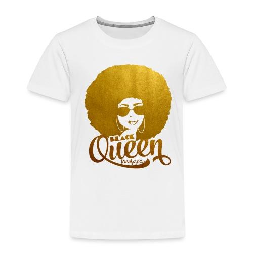 Black Queen - Toddler Premium T-Shirt