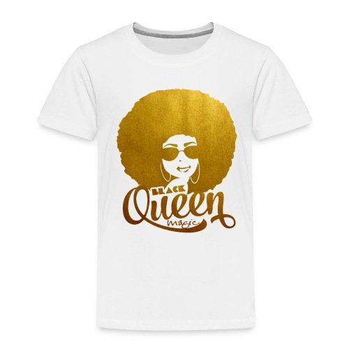 Black Queen - Toddler Premium T-Shirt