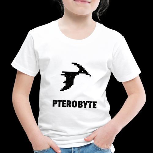 Pterobyte | Epic Digital Dinosaur - Toddler Premium T-Shirt