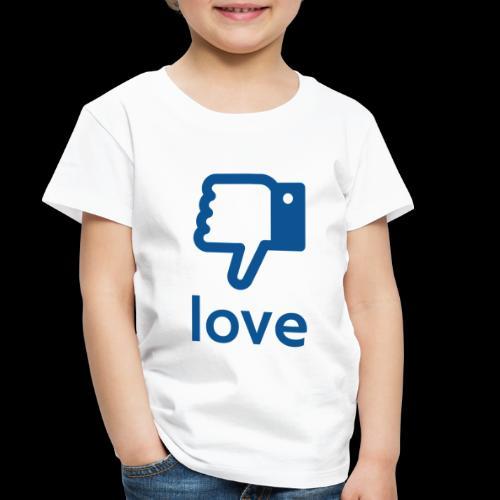 Un-LIKE Love - Toddler Premium T-Shirt