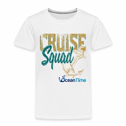 Cruise Squad - Toddler Premium T-Shirt