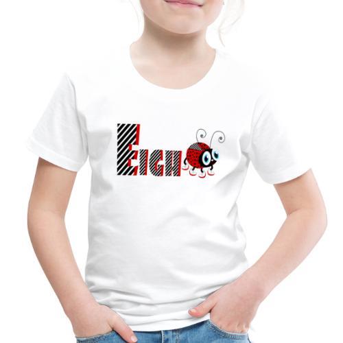 8nd Year Family Ladybug T-Shirts Gifts Daughter - Toddler Premium T-Shirt