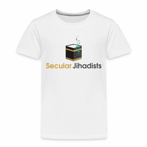 Secular Jihadists - Toddler Premium T-Shirt