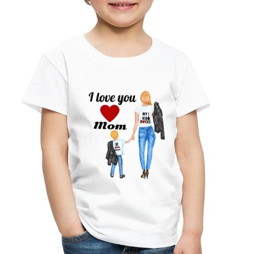 Mother's day gift from daughter, Mother's Day Gift - Toddler Premium T-Shirt
