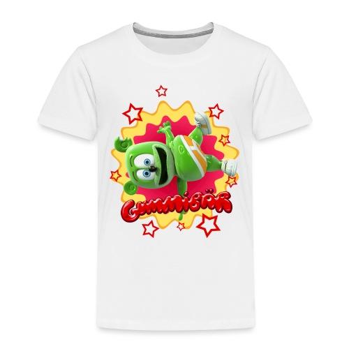 Gummibär Starburst - Toddler Premium T-Shirt