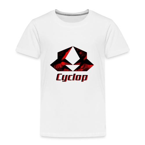 Cyclop x - Toddler Premium T-Shirt