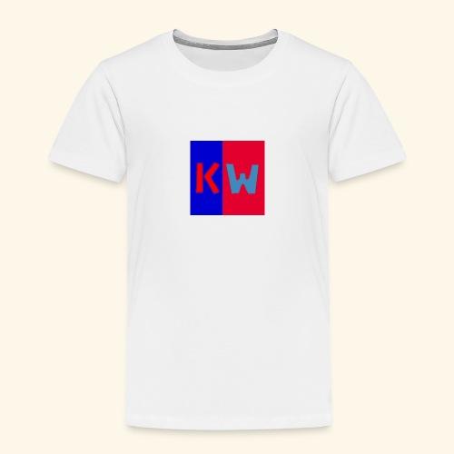 Kalani wipou logo shirt - Toddler Premium T-Shirt