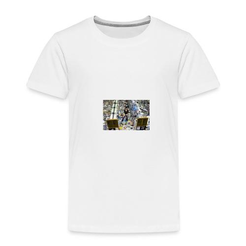 Earthquake Image 5 - Toddler Premium T-Shirt