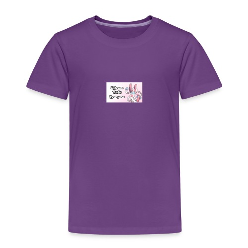 sylvee is a troll - Toddler Premium T-Shirt