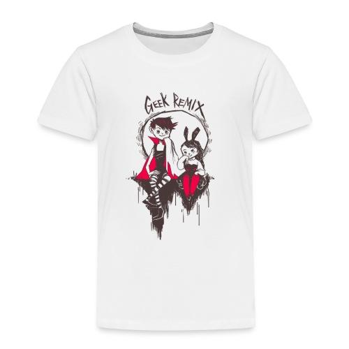 horrorthonTshirt png - Toddler Premium T-Shirt