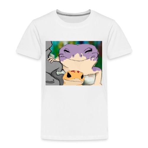 Geckos - Toddler Premium T-Shirt