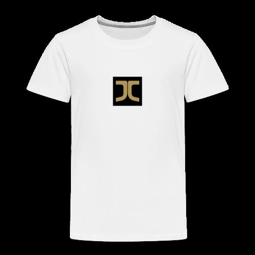 Gold jc - Toddler Premium T-Shirt