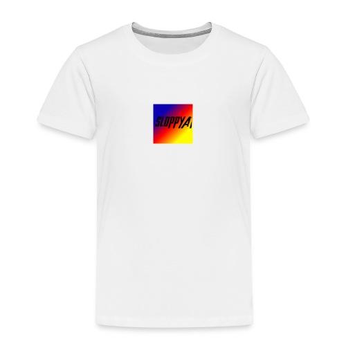 Sloppyat - Toddler Premium T-Shirt