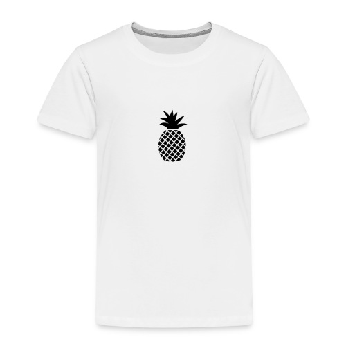 Tropical Pineapple - Toddler Premium T-Shirt