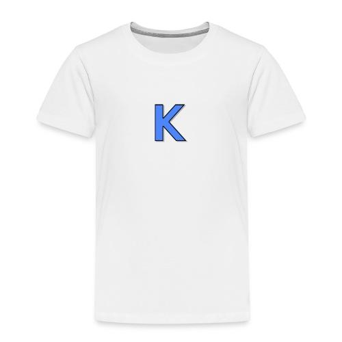 Kickstarkid K - Toddler Premium T-Shirt
